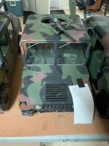 1:6 Humvee Great toy and in great condition with a great price Make offer.