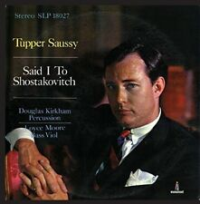 Tupper Saussy - Said I to Shostakovitch [New CD] Manufactured On Demand