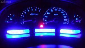 VT VX VU Calais Berlina LED LCD Light Bulbs Holden WH Statesman ODO X 3