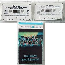 Left Behind: Soul Harvest The World Takes Sides #4 LaHaye & Jenkins Audio Book