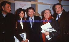 JOHNNY HALLYDAY 80s DIAPOSITIVE DE PRESSE ORIGINAL VINTAGE SLIDE #23
