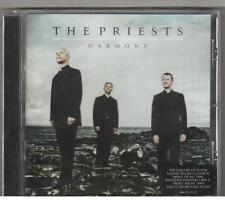 CD THE PRIESTS HARMONY New & Sealed 15 Tracks