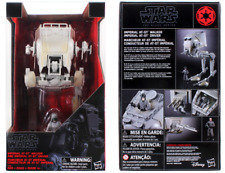 Star Wars AT-ST Imperial Walker, Black Series Disney  Hasbro New In The Box.