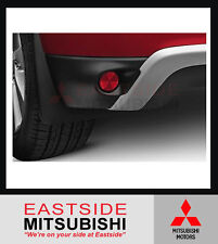 GENUINE MITSUBISHI ASX REAR SET OF 2 MUDFLAPS MZ380699EX