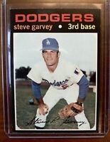 "1971 Topps #341 Steve Garvey EX/MT Los Angeles Dodgers RC Rookie ""CENTERED"""