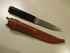 Vintage Hackman  Finland Stainless Tapio Wirkkala Hunting Knife Knives Survival
