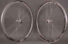 H PLUS SON FORMATION FACE SILVER  Phil Wood Track hubs Fixed Gear Bike Wheelset