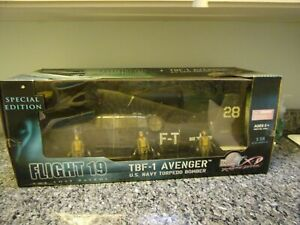 VINTAGE 21ST CENTURY AVENGER FLIGHT 19 IN 1/18 SCALE
