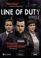Line of Duty: Series 1,2,3  (1- 3) New