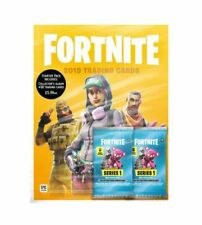 Panini Fortnite Trading Card Collection Album Starter Pack (12 cards & Binder)