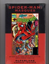 Marvel Premiere Classic #83 Spider-Man: Masques HC