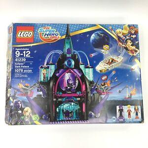LEGO DC Universe Super Heroes Eclipso Dark Palace 2017 Set 41239 1078 PC - 24
