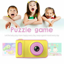 Mini Digital Camera Cute Camcorder Video Child Cam Recorder 2.0 HD for Kids Baby