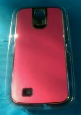 Case Logic Pink Smooth Silk Protective Case For Samsung Galaxy S4