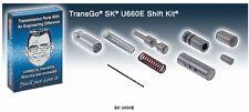 Toyota Shift Kit U660E Transgo SK U660E T47165