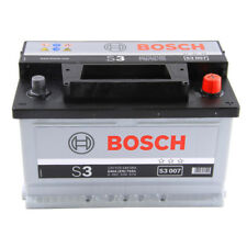 Type 100 Car Battery 640CCA 3 Years Wty Sealed Bosch 12V 70Ah OEM Replacement