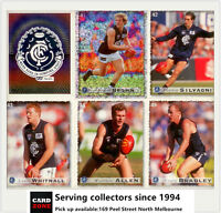 POPULAR-1999 Select AFL Sticker Base Team Set Carlton (14)