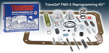 AUTOMATIC TRANSMISSION TRANSGO STAGE 3 MANUAL SHIFT KIT FORD FMX FAIRLANE LTD