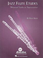 Jazz Flute Etudes Jazz Book New 000030442