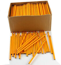 Lot of 1725 Wholesale Yellow No. 2 Pencils with Eraser #2 Graphite Pencil