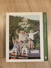 BTS Summer Package Vol.3 2017 RM official selfie book fan sticker goods