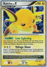 OtBG Raichu LV.X 99/100 Stormfront Pokemon Holo Foil LP Light Play