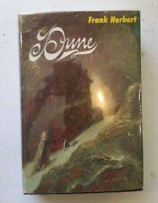 Dune By Frank Herbert Hardcover Book Club Ed HC HB w/ DJ '65 chilton sci-fi rare