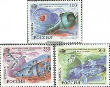 Russia 377-379 mint never hinged mnh 1994 Space