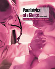 Paediatrics at a Glance (At a Glance Series)-ExLibrary