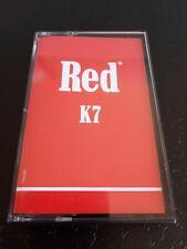 BASF RED SUPER FERRO- 60 MINUTES- BLANK CASSETTE AUDIO NEUF NON SCELLÉ - RARE !!