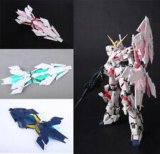 Shield Booster Armed Armor for Bandai 1/100 MG RX-0 Full Armor Unicorn Gundam
