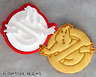 Ghostbusters Cookie Cutter Biscuit Baking Fondant Tool Ceramics and Pottery
