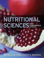 Nutritional Sciences: From Fundamentals to Food with Table of Food Composition