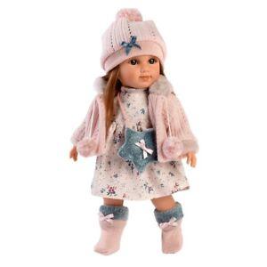Llorens Nicole 2021 35cm Soft Bodied Doll