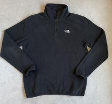 The North Face Black Fleece Quarter Zip Mens Medium