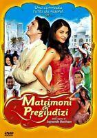 MATRIMONI & PREGIUDIZI (2004) di Gurinder Chadha DVD EX NOLEGGIO - BIM