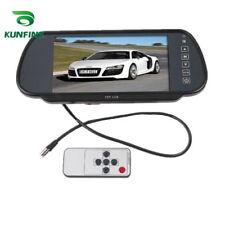 "7"" LCD TFT Screen Car Rear View Backup Mirror Monitor Display for Reverse Camera"
