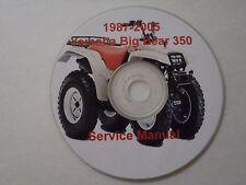 Yamaha Other ATV Sidebyside Utv Parts Accessories For. Yamaha Big Bear 350 Yfm350 2wd 4wd Service Repair Manual 4x4 ATV19872005. Yamaha. 2005 Yamaha Grizzly 350 4x4 Part Diagram At Scoala.co