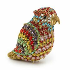 Parrot Crystal Clutch (Animal)