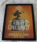 Kenny Chesney 2016 Spread the LOVE Tour  SHOW PRINT POSTER