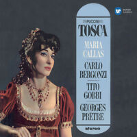 Giacomo Puccini : Puccini: Tosca CD with Book 2 discs (2016) ***NEW***