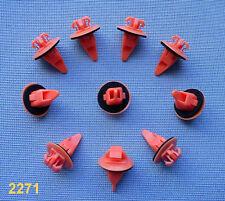 (2271) 10x BARRE ornamentali parentesi clip Klip BARRE ornamentali supporto per Toyota, Lexus