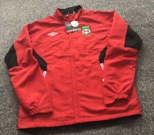 Umbro Wrexham Football Club Training Coat Jacket - Adults Men's Size Medium M