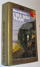 harry harrison L'ERA DEGLI YILANE'  - nord oro   ( 1989 )