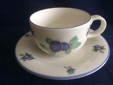 Royal Doulton Everyday MIRTILLO (TC1204) tè tazza e piattino