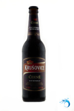 20 Flaschen KRUŠOVICE ČERNÈ ~ echt böhmisch Schwarzbier Krusovice