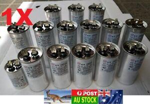 1x CBB65 CBB65A-1 450VAC 50/60Hz Air Conditioner Appliance Motor Run Capacitor