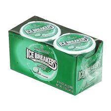 Ice Breakers Spearmint Mints 1.5oz tins  - 16 COUNT