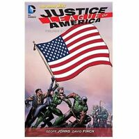 Justice League of America Vol. 1: World's Most Dangerous [The New 52]  VeryGood