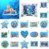 Baby Inflatable Water Play Mat Tummy Time Playmat Fun Activity Pool Cushion Toys